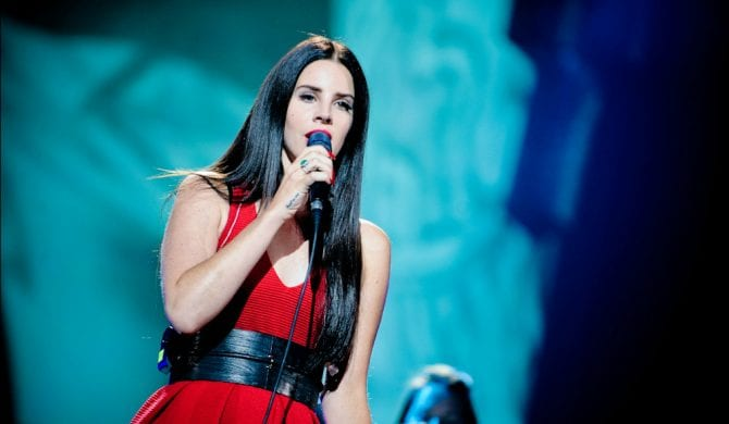 Lana Del Rey opublikowała nową piosenkę
