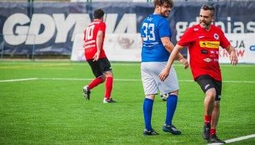 Raperzy vs Komicy – zdjęcia z wyjątkowego meczu piłkarskiego
