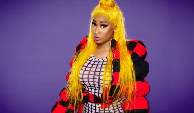 Nicki Minaj przywiezie do Polski złote jednorożce