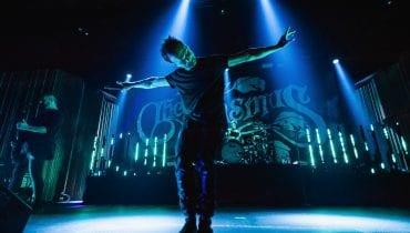 The Rasmus na zdjęciach z koncertu w Gdańsku