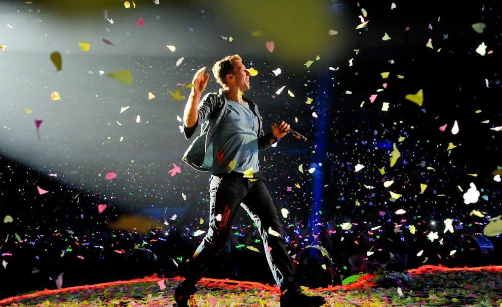 Coldplay nagrał epkę pod zmienioną nazwą