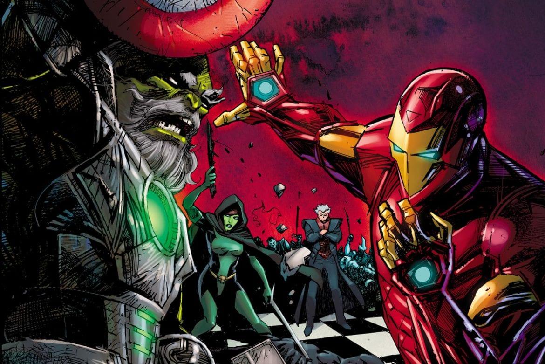 Marvel Comics szykuje wyjątkowe, hip-hopowe winyle