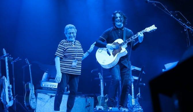 Jack White zaprosił mamę na scenę podczas występu w Polsce