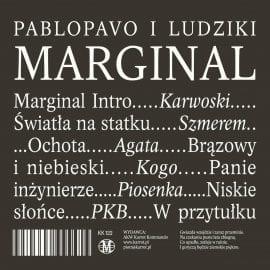 """Pablopavo i Ludziki – """"Marginal"""""""