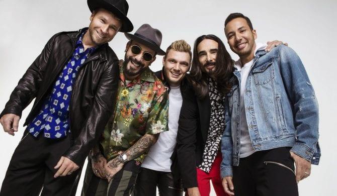 Backstreet Boys wrócą do Polski