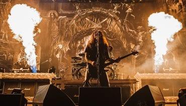 Slayer pożegnał się z polskimi fanami (foto)