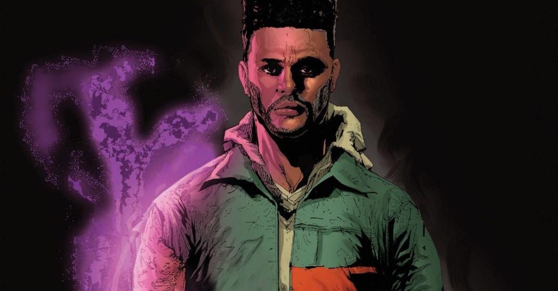 """The Weeknd pozwany za komiks """"Starboy"""""""