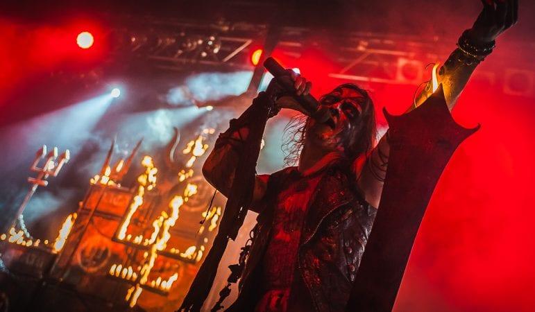 Watain, Rotting Christ i Profanatica na zdjęciach z Warszawy