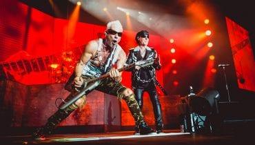 Scorpions w dwóch polskich miastach