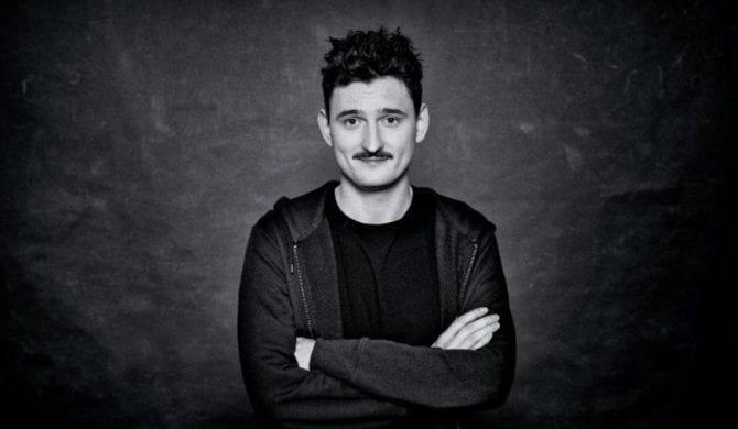 Dawid Podsiadło z Paszportem Polityki