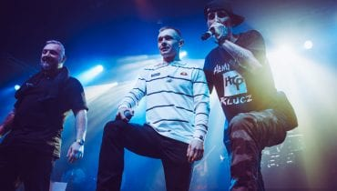 Hemp Gru na zdjęciach z urodzinowego koncertu w Warszawie