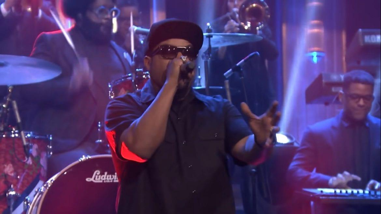 Ice Cube i Roots wystąpili u Fallona