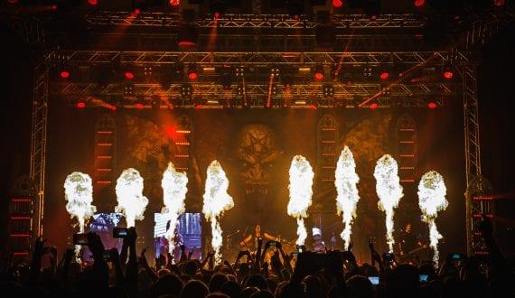 Kreator, Dimmu Borgir, Hatebreed i Bloodbath na zdjęciach z Warszawy