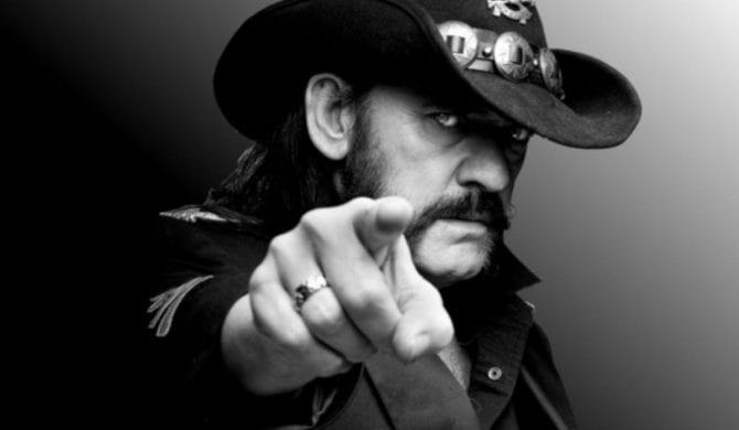 Lemmy Kilmister – sarkastyczny bóg rock & rolla