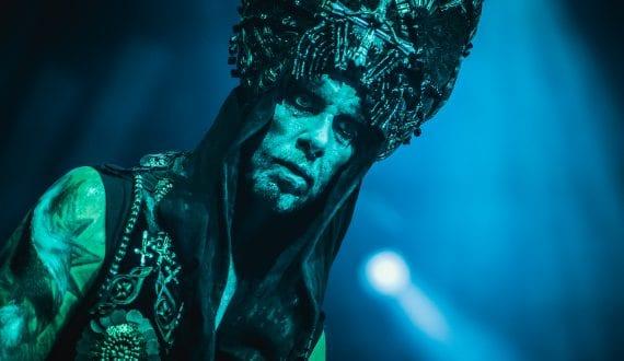 Behemoth i inni na scenie Progresji – Merry Christless na zdjęciach