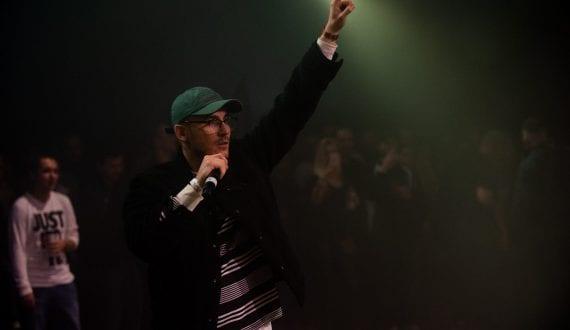 Pezet odwołał występ w Spodku