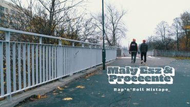 """Mały Esz & Proceente prezentują """"Rap'n'Roll Mixtape"""""""