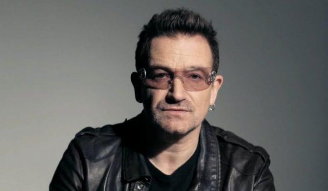 U2 wystąpili na wigilii dla bezdomnych (wideo)