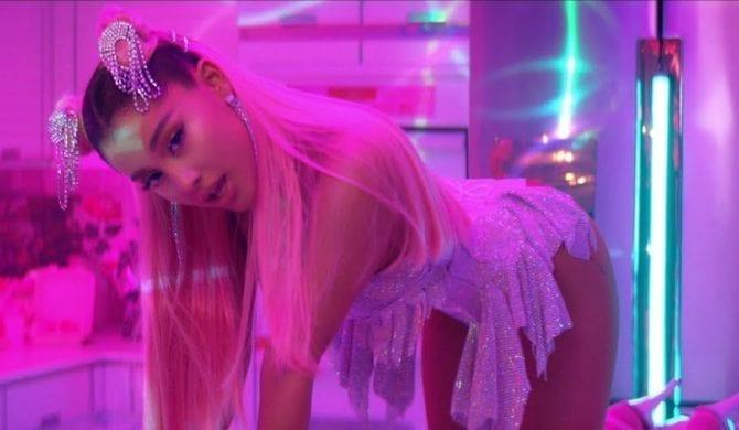 Dekadencka impreza w nowym klipie Ariany Grande