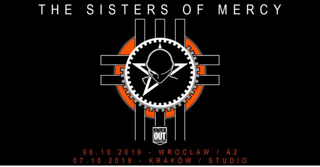 The Sisters Of Mercy w Polsce Kraków Wrocław