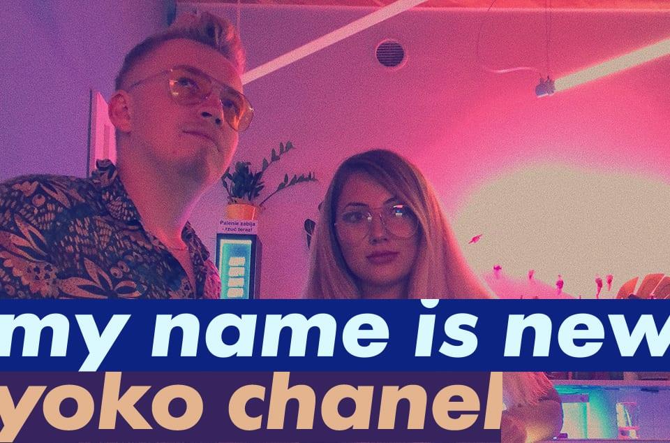 Posłuchaj najnowszych premier My Name Is New