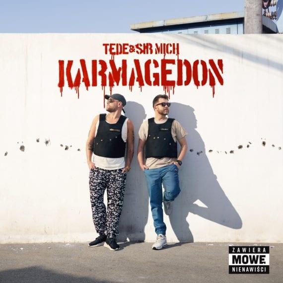 Tede & Sir Michu - Karmagedon - okładka