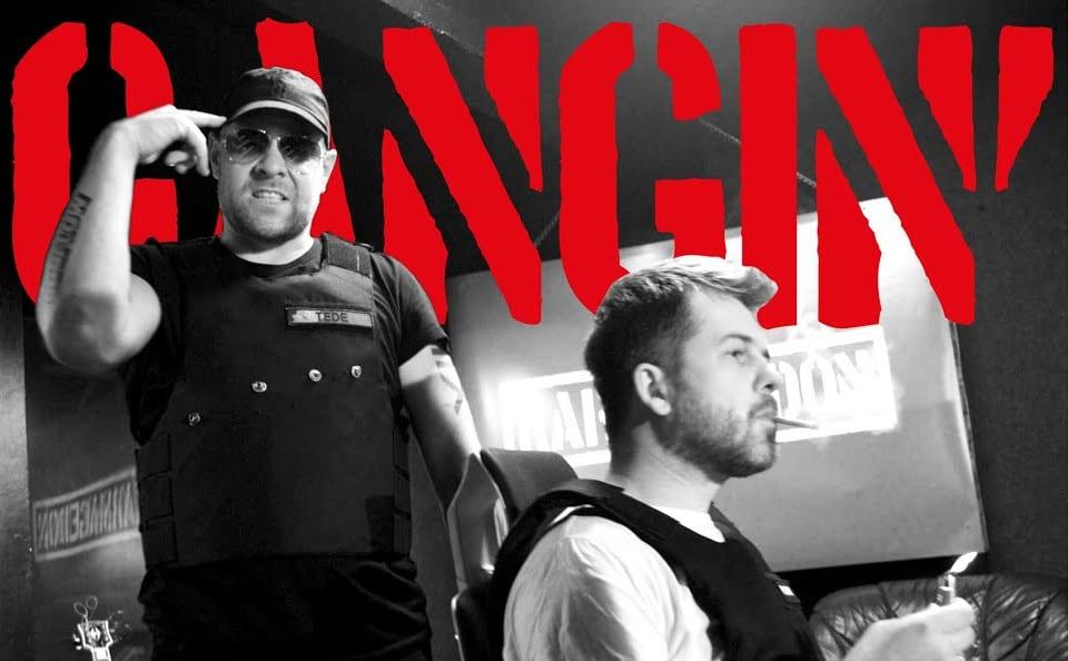 """""""Ci co robią hip-hop zniewieściali jak panienki"""" w nowym singlu TDF-a"""