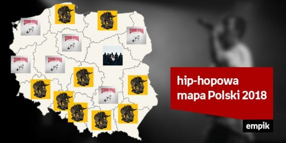 Hip-hopowa mapa Polski