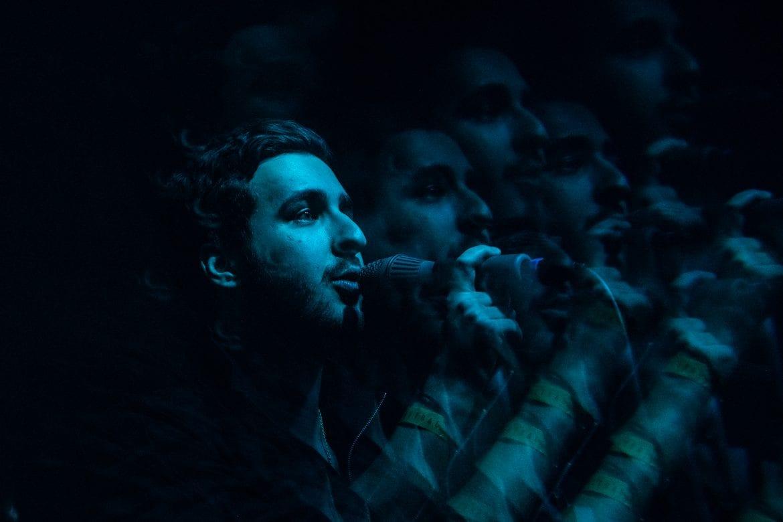 Bass Astral x Igo na zdjęciach z koncertu w Warszawie