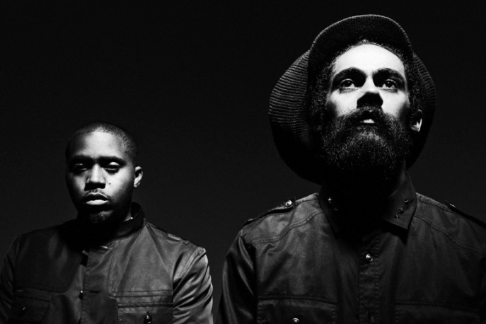 "Na żywo: Nas & Damian Marley – ""As We Enter"""