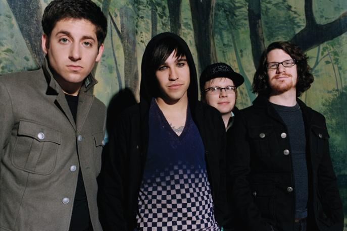 Członkowie Fall Out Boy i Anthrax razem