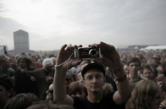 Warsztaty Fotografii Koncertowej na Open Mind Festival