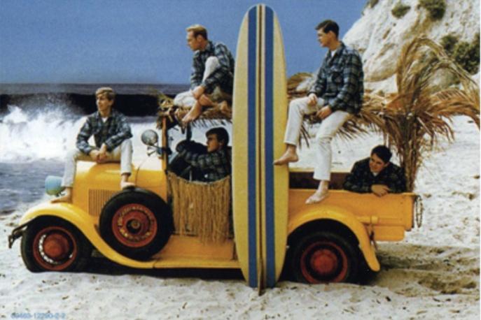 Beach Boys jak ABBA?