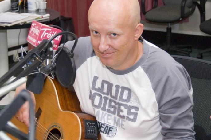 Piotr Bukartyk znów w studio