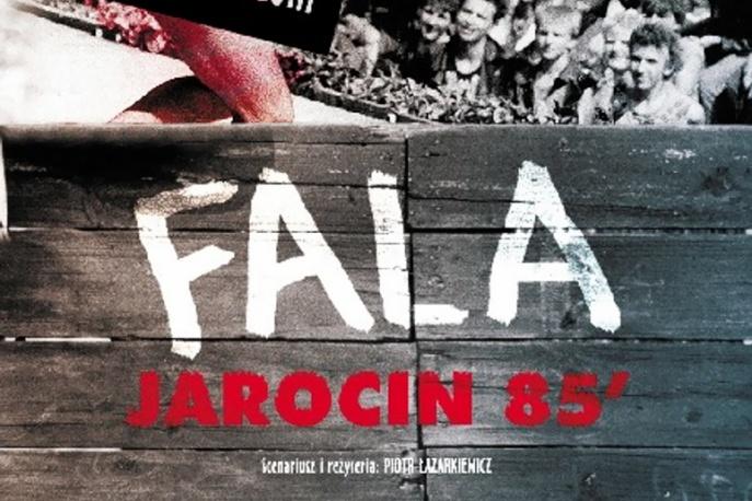 """Autor legendarnej """"Fali"""" patronem jarocińskiego kina"""