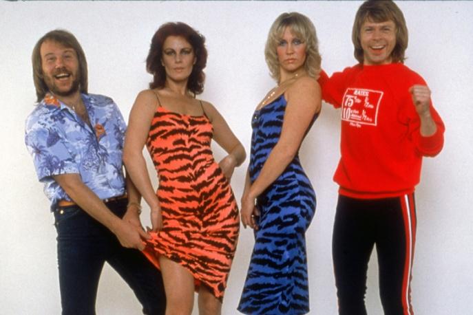 ABBA na królewskim weselu?