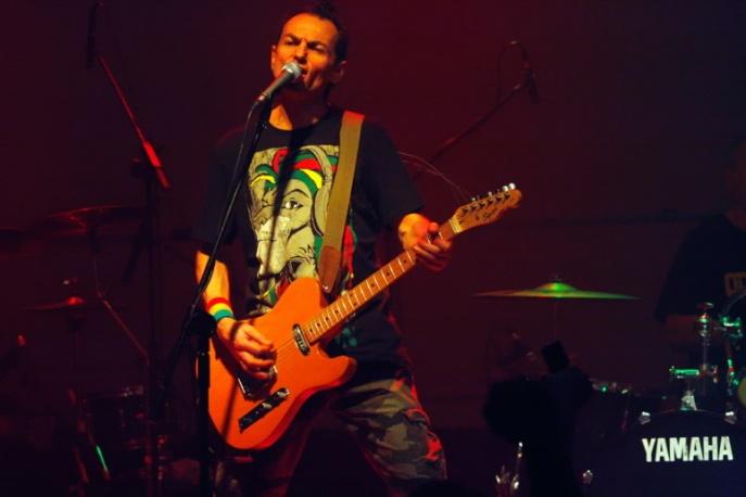 Moskwa – 28. urodziny w Hard Rock Cafe