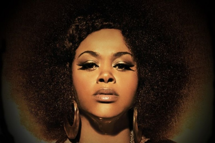Jill Scott promuje album