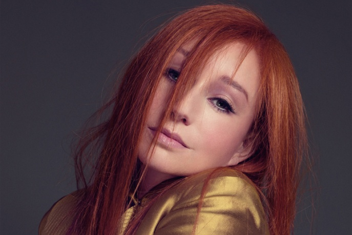Mark Hole supportem Tori Amos