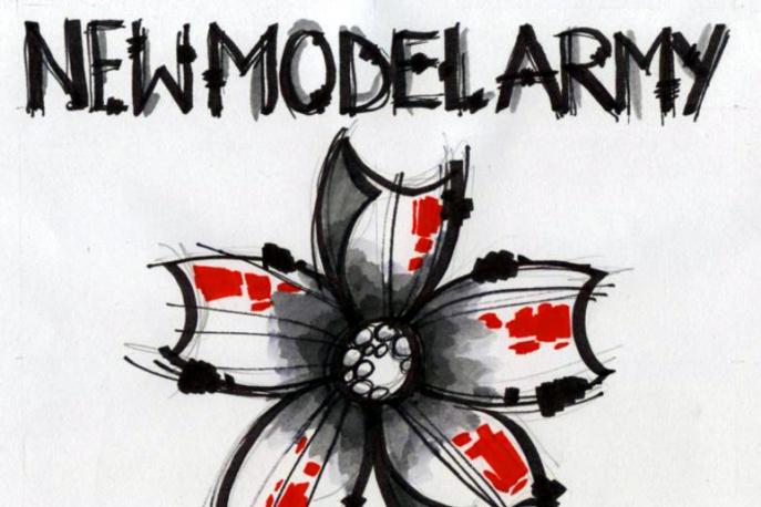 New Model Army – 11 płyta