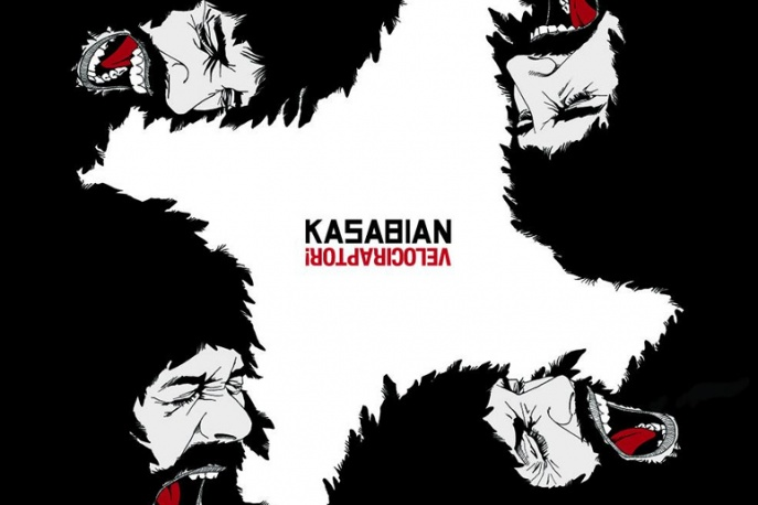 UK Charts: Kasabian po raz trzeci na szczycie
