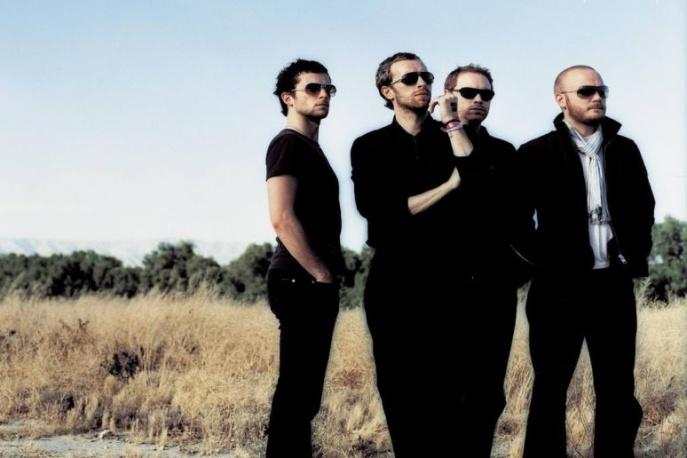 Coldplay kowerują REM