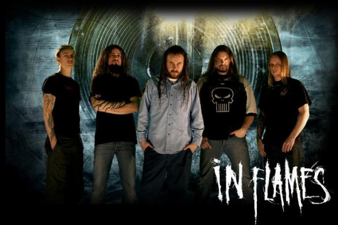 Zbliżają się koncerty In Flames