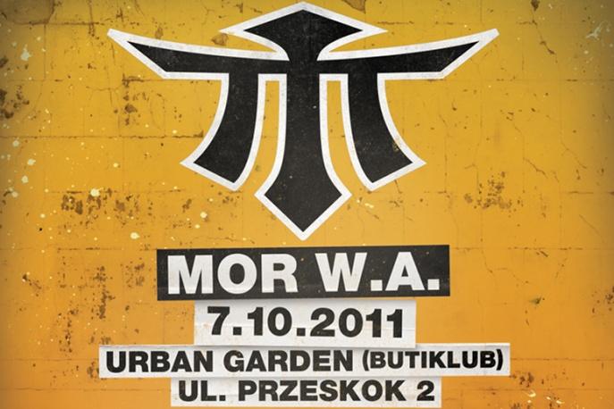 Mor W.A. w Warszawie