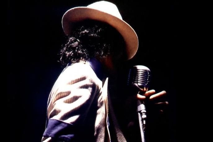 Gwiazdy zagrały dla Jacksona