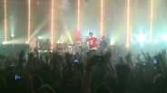 RED HOT CHILI PEPPERS @ MTV EMA 2011