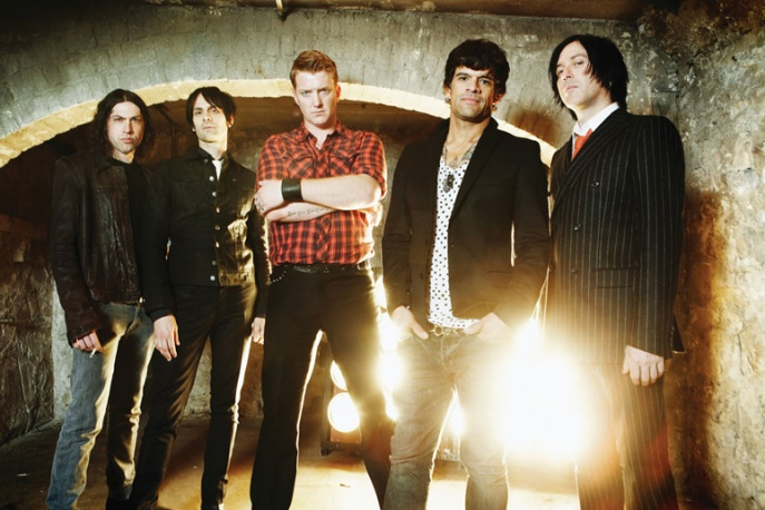 Queens Of The Stone Age w studiu