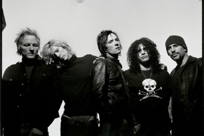 Gwiazdy rocka w trasie