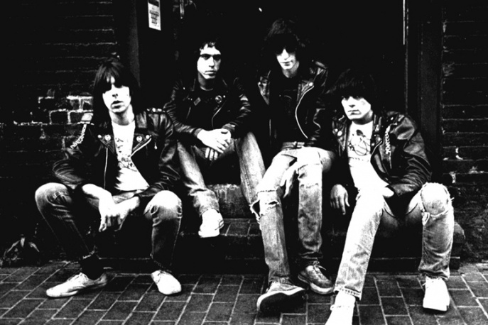 Demówki członka Ramones