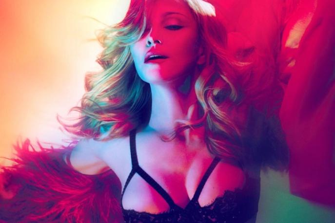 Goście na płycie Madonny